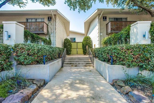 4616 W Lovers Lane #118, Dallas, TX 75209 (MLS #14622332) :: The Kimberly Davis Group