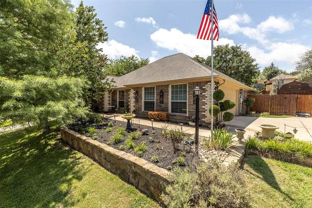 2126 Country Brook Drive, Weatherford, TX 76087 (MLS #14622338) :: The Mauelshagen Group
