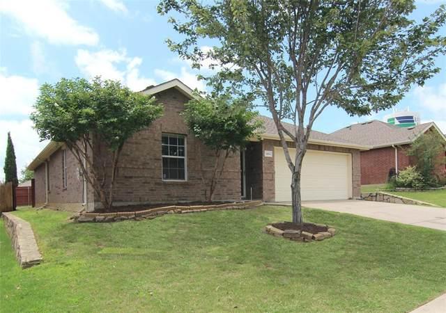 1416 Water Lily Drive, Little Elm, TX 75068 (MLS #14622354) :: The Mauelshagen Group