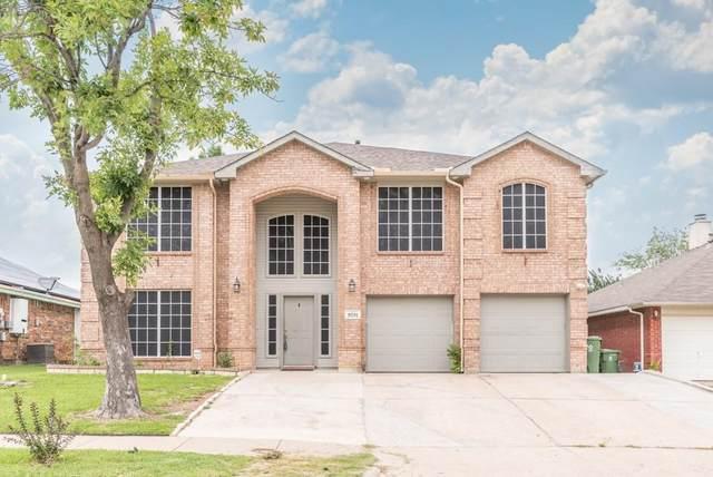 6741 Silvercrest Drive, Arlington, TX 76002 (MLS #14622375) :: Real Estate By Design