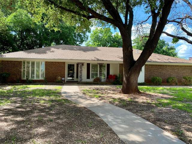 1426 Richland Drive, Abilene, TX 79603 (MLS #14622384) :: Maegan Brest | Keller Williams Realty