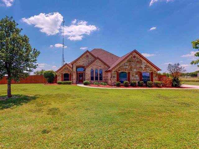 150 Canyon Drive, Decatur, TX 76234 (MLS #14622386) :: The Mitchell Group