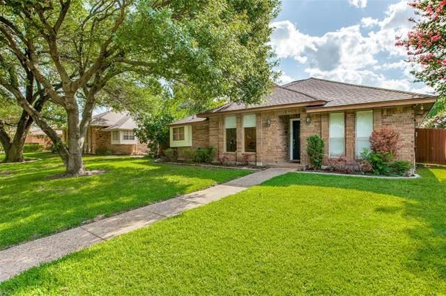 501 Shadow Bend Drive, Richardson, TX 75081 (MLS #14622408) :: The Property Guys
