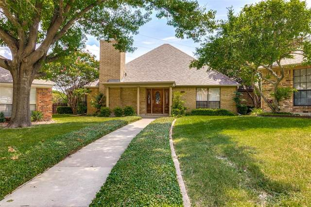 2032 Village Green, Richardson, TX 75081 (MLS #14622418) :: The Krissy Mireles Team