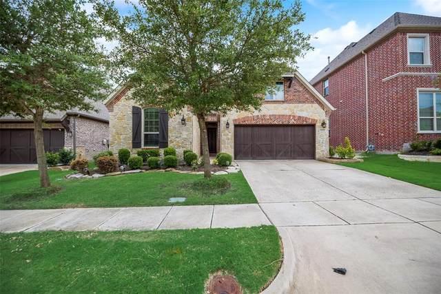1841 Wood Duck Lane, Allen, TX 75013 (MLS #14622453) :: Feller Realty