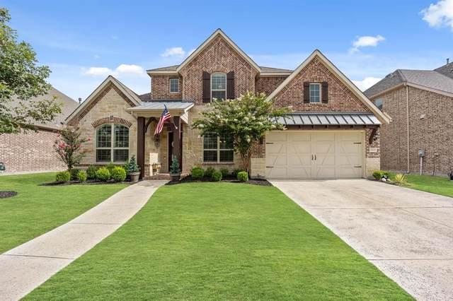 11122 San Pedro Street, Frisco, TX 75035 (MLS #14622469) :: The Mauelshagen Group