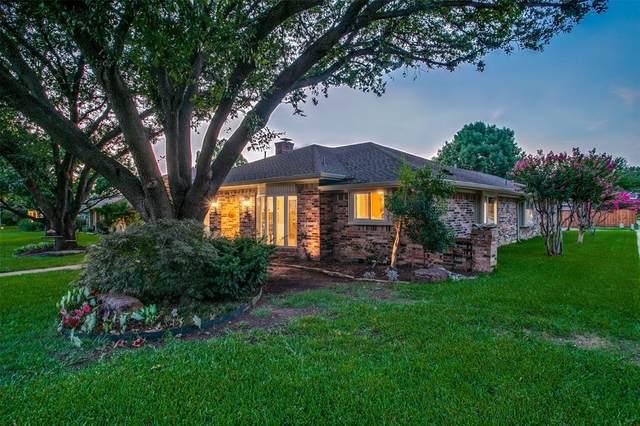 1309 Brownwood Drive, Carrollton, TX 75006 (MLS #14622472) :: The Daniel Team