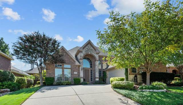 1107 Whispering Oaks Drive, Keller, TX 76248 (MLS #14622480) :: Hargrove Realty Group