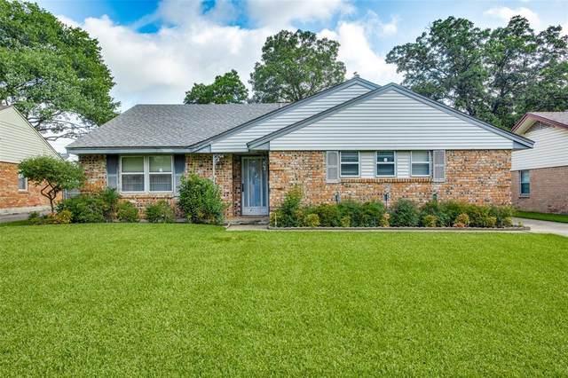 10327 Mapleridge Drive, Dallas, TX 75238 (MLS #14622514) :: Rafter H Realty
