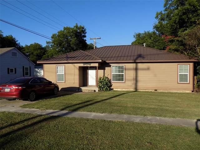 402 N Connett Street, Leonard, TX 75452 (MLS #14622516) :: The Mauelshagen Group