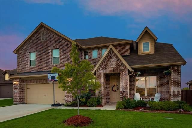 236 Ovaletta Drive, Justin, TX 76247 (MLS #14622533) :: The Krissy Mireles Team
