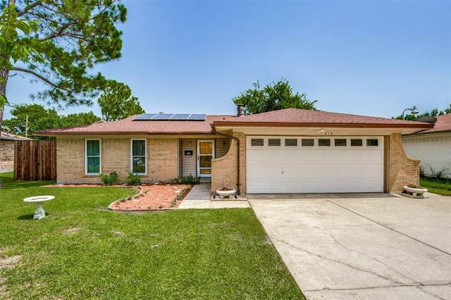 416 Lindo Drive, Mesquite, TX 75149 (MLS #14622539) :: Rafter H Realty