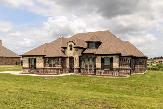 1063 Dominique Drive, Weatherford, TX 76087 (MLS #14622542) :: Rafter H Realty