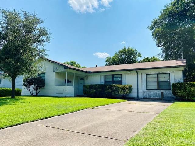 1015 Caladium Drive, Mesquite, TX 75149 (MLS #14622570) :: Wood Real Estate Group