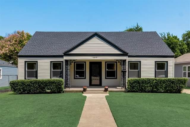 1619 Taft Street, Dallas, TX 75208 (MLS #14622590) :: Real Estate By Design