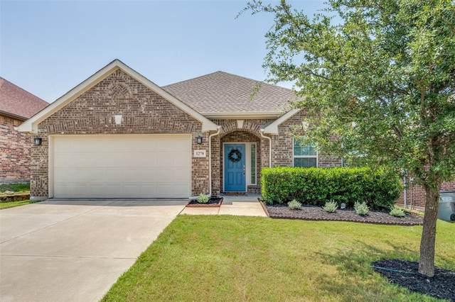 1278 Lasso Drive, Little Elm, TX 75068 (MLS #14622604) :: Rafter H Realty