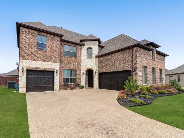 1312 Sandpiper Drive, Forney, TX 75126 (MLS #14622615) :: Maegan Brest | Keller Williams Realty