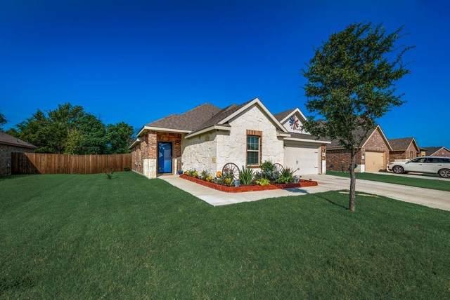 1522 Woodlake Drive, Waxahachie, TX 75165 (MLS #14622619) :: Rafter H Realty