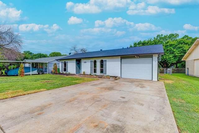 225 Georgetown Drive, Garland, TX 75043 (MLS #14622620) :: The Chad Smith Team
