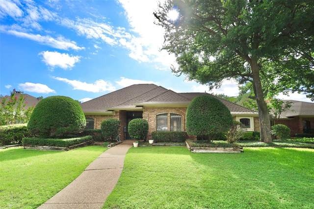 1605 Duke Court, Plano, TX 75093 (MLS #14622621) :: Wood Real Estate Group