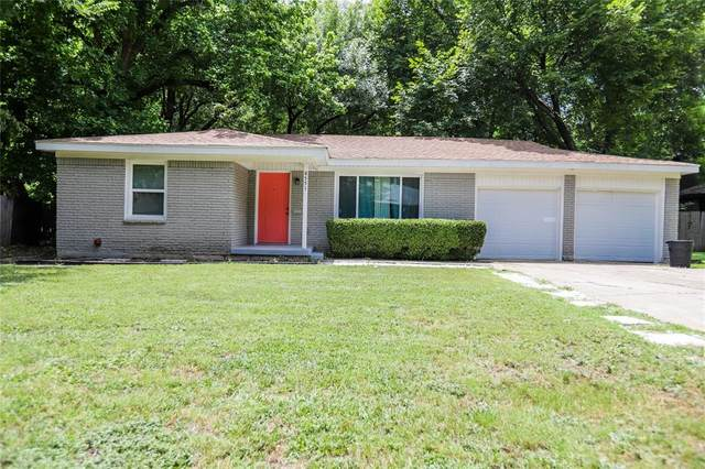 8551 Delmar Street, White Settlement, TX 76108 (MLS #14622624) :: Real Estate By Design