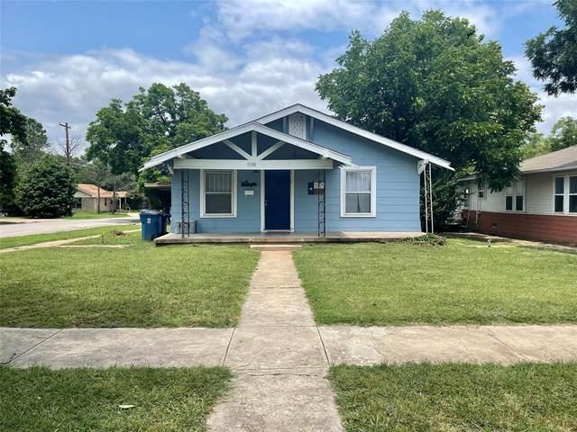 1310 Bullard Street, Cisco, TX 76437 (MLS #14622629) :: Real Estate By Design