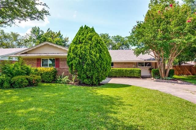 525 Salem Drive, Richardson, TX 75080 (MLS #14622633) :: Rafter H Realty