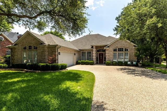 4200 Fairway Crossing Drive, Fort Worth, TX 76137 (MLS #14622634) :: Maegan Brest | Keller Williams Realty
