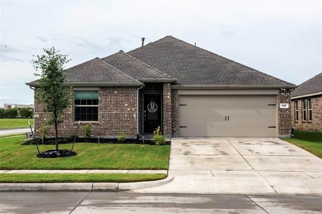 805 Spruce Lane, Princeton, TX 75407 (MLS #14622639) :: Real Estate By Design