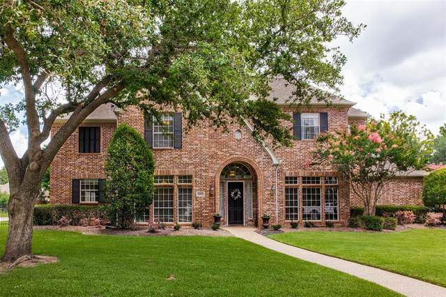 1202 Bowie Court, Southlake, TX 76092 (MLS #14622650) :: Rafter H Realty