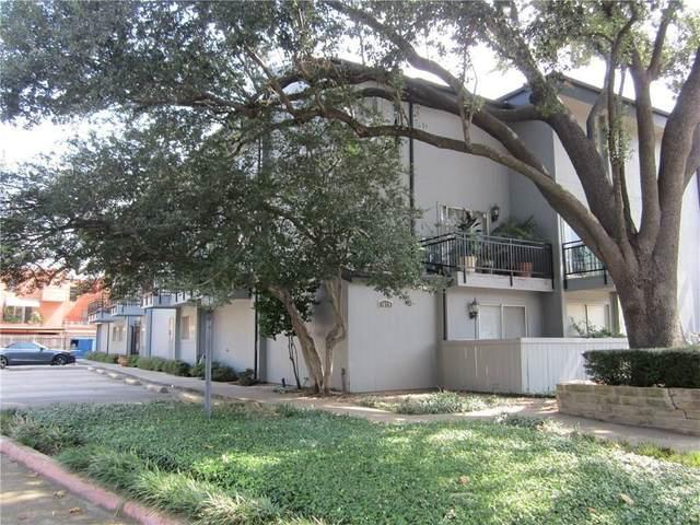 4020 Holland Avenue #206, Dallas, TX 75219 (MLS #14622658) :: The Chad Smith Team