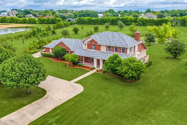 3510 Amberwood Lane, Prosper, TX 75078 (MLS #14622665) :: The Property Guys