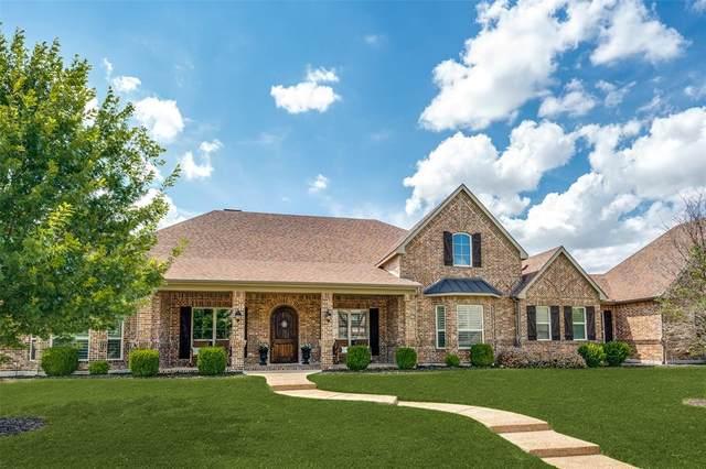 2631 Misty Meadow Drive, Prosper, TX 75078 (MLS #14622666) :: Wood Real Estate Group
