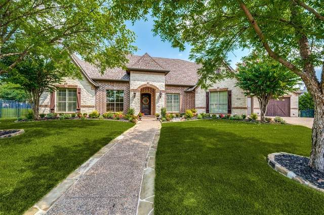 1141 Thorndale Circle, Prosper, TX 75078 (MLS #14622667) :: The Chad Smith Team