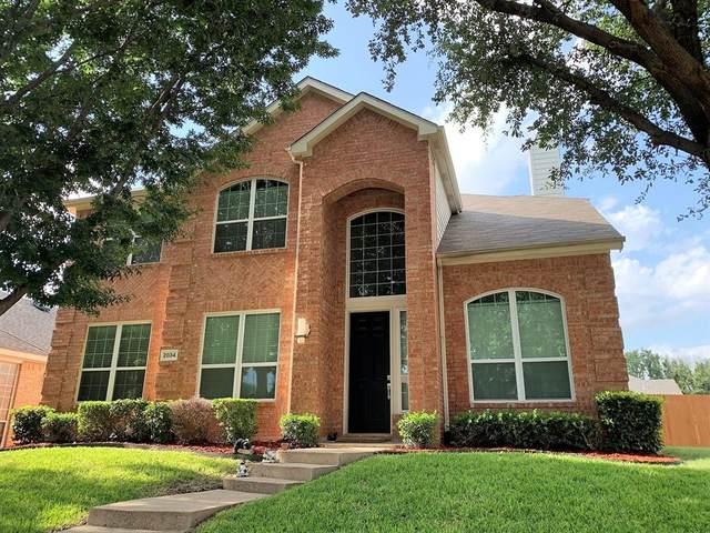 2034 Saint Ives Drive, Allen, TX 75013 (MLS #14622668) :: Real Estate By Design