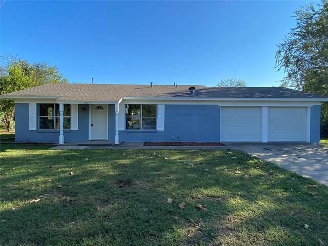 2012 SE 11th Street, Mineral Wells, TX 76067 (MLS #14622713) :: Trinity Premier Properties
