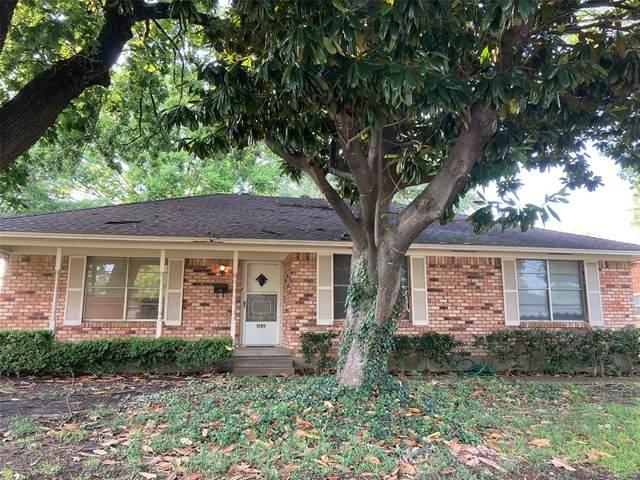 1205 Lexington Drive, Garland, TX 75041 (MLS #14622733) :: Rafter H Realty