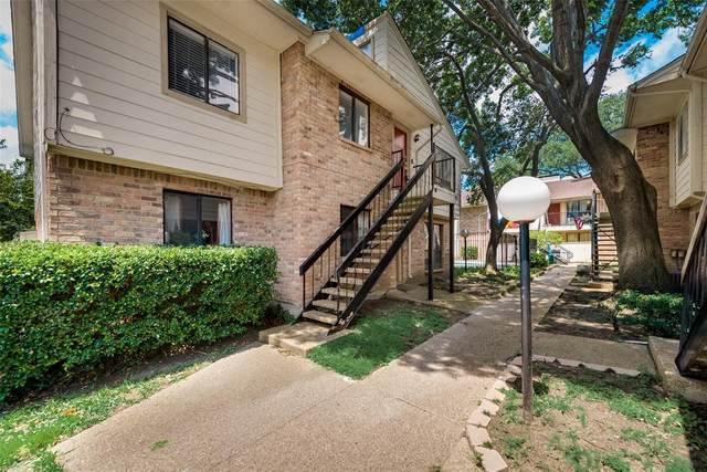 6646 E Lovers Lane #1702, Dallas, TX 75214 (#14622737) :: Homes By Lainie Real Estate Group