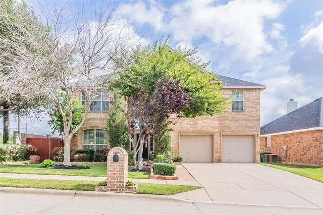 10556 Bear Creek Trail, Fort Worth, TX 76244 (MLS #14622742) :: Real Estate By Design