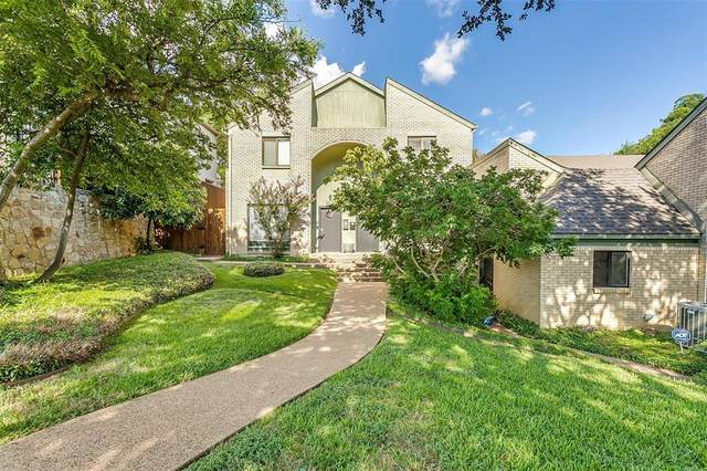 2615 Mccart Avenue, Fort Worth, TX 76110 (MLS #14622755) :: The Chad Smith Team