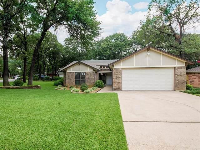 4700 Lone Oak Drive, Arlington, TX 76017 (MLS #14622793) :: The Krissy Mireles Team