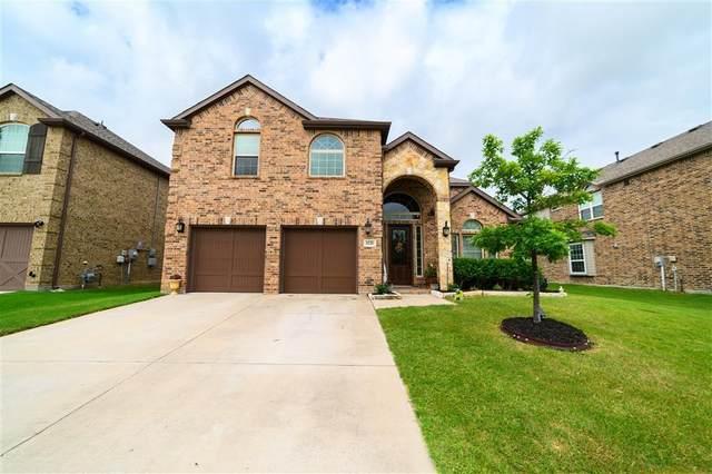 1221 Glendon Drive, Forney, TX 75126 (MLS #14622796) :: The Krissy Mireles Team