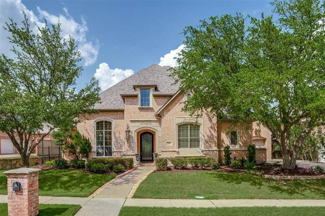 116 Winsley Circle, Mckinney, TX 75071 (MLS #14622804) :: The Mauelshagen Group