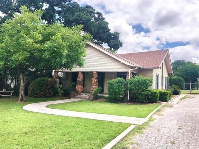 302 S Ostrom Avenue, Eastland, TX 76448 (MLS #14622810) :: Maegan Brest | Keller Williams Realty