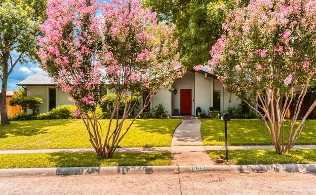 6639 Hunters Ridge Drive, Dallas, TX 75248 (MLS #14622823) :: The Mauelshagen Group