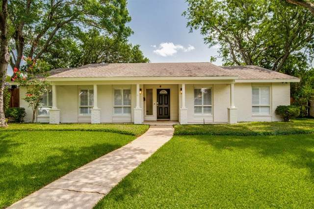 3816 Calculus Drive, Dallas, TX 75244 (MLS #14622824) :: Real Estate By Design