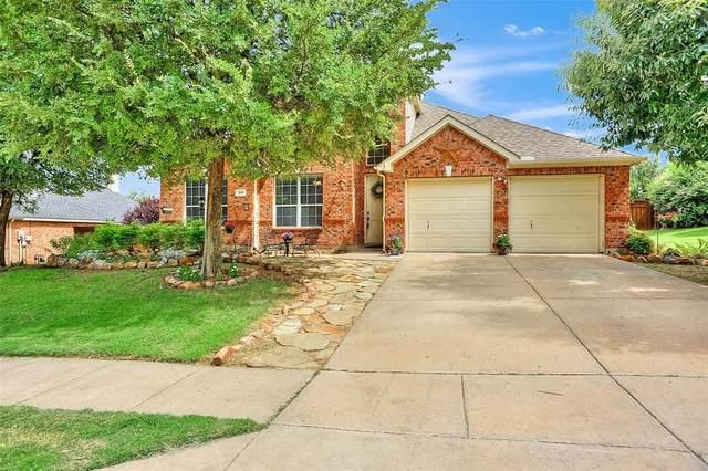 361 Stephanie Lane, Prosper, TX 75078 (MLS #14622826) :: Wood Real Estate Group