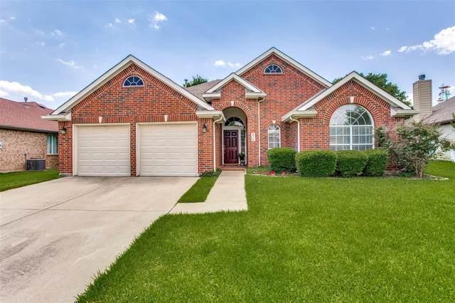 3712 Longhorn Drive, Denton, TX 76210 (MLS #14622831) :: The Mauelshagen Group