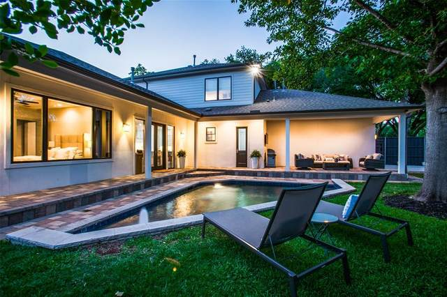 3898 Van Ness Lane, Dallas, TX 75220 (MLS #14622847) :: Real Estate By Design