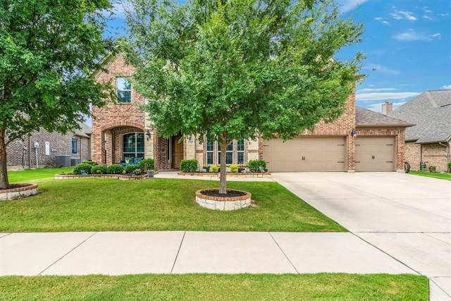 3125 Tropica Drive, Little Elm, TX 75068 (MLS #14622889) :: Maegan Brest | Keller Williams Realty